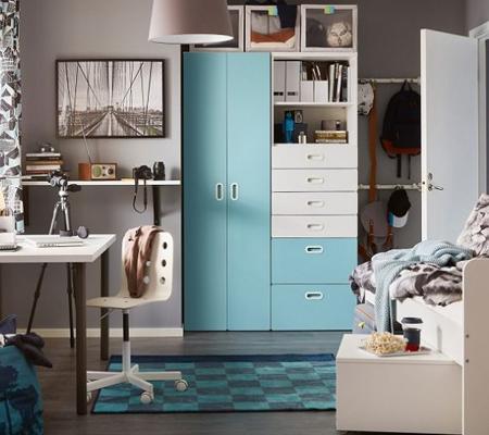 Inspiración Dormitorios Juveniles Ikea 2019 -